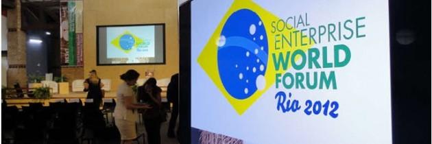 Social Enterprise World Forum held in Rio de Janeiro