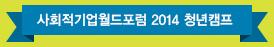 SEWF2014 청년캠프
