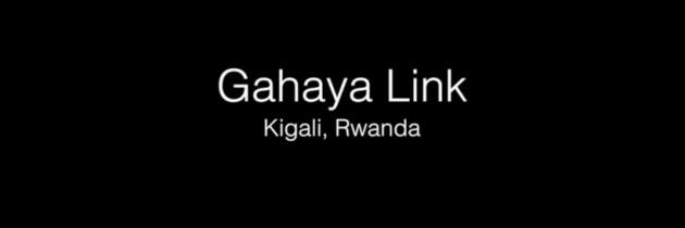 [세계의 사회적기업 사례] Social Enterprise in Rwanda – Gahaya Link
