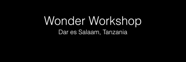 [세계의 사회적 기업]Social Enterprise in Tanzania – Wonder Workshop