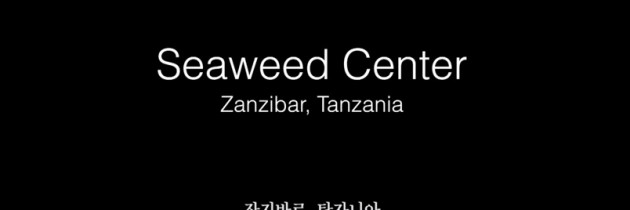 [세계의 사회적 기업]Social Enterprise in Tanzania – Seaweed Center