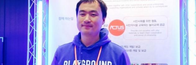 [사회적기업 부스 인터뷰] 엑투스(Actus) 협동조합 지식칵테일 사업부 김희태 교육 팀장
